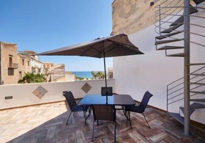 Casa Vacanze Casale Vista Mare La Veranda Sul Golfo